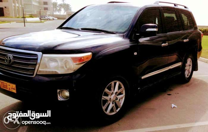 Automatic Toyota 2010 for sale - Used - Salala city