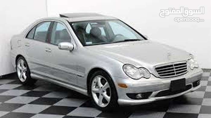 Mercedes Benz C 200 2002 For sale -  color