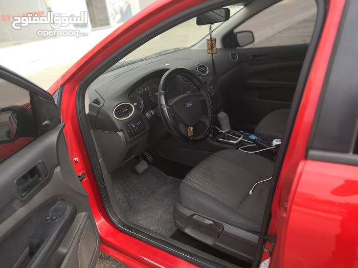 Red Ford Focus 2006 for sale