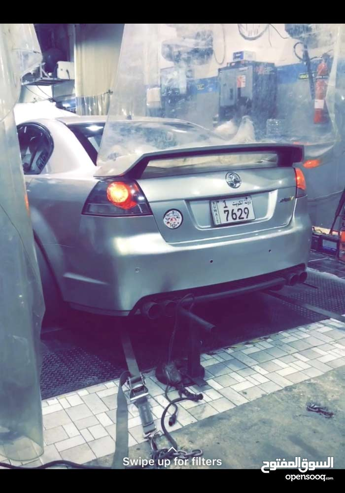 Automatic Chevrolet 2007 for sale - Used - Kuwait City city
