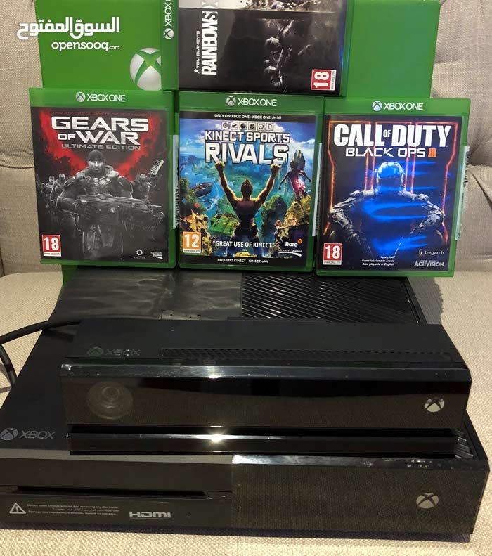 Xbox one for sale with high quality specs 79130338 opensooq xbox one for sale with high quality specs sciox Images