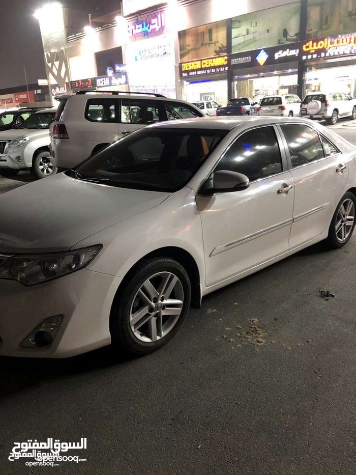 Best rental price for Toyota Camry 2014