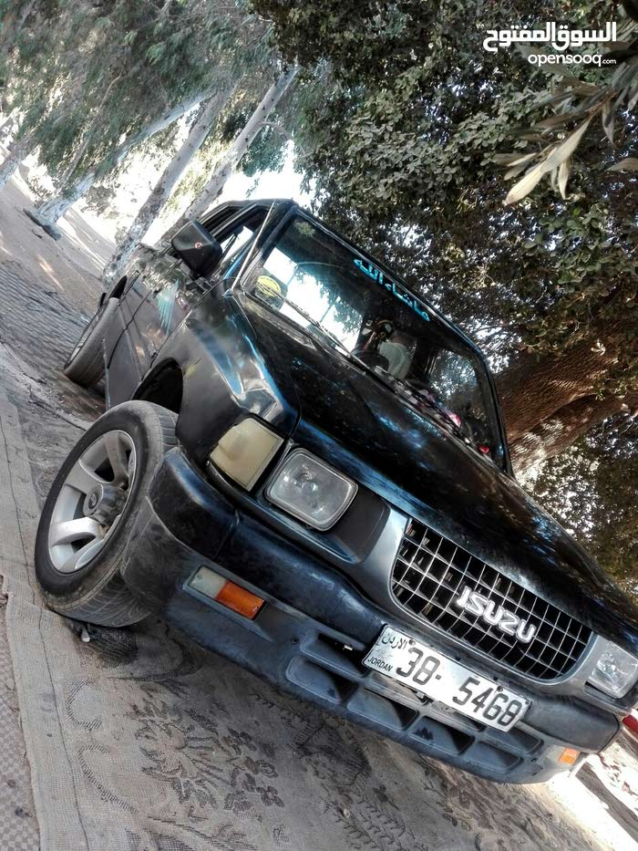 Manual Black Isuzu 1993 for sale