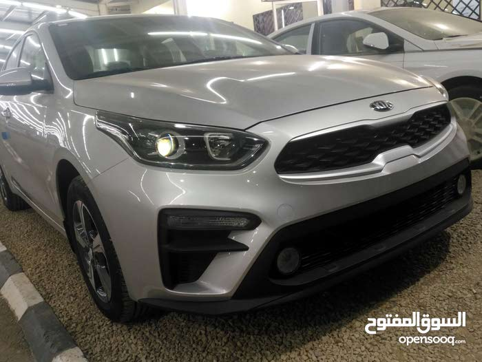 Automatic Kia 2019 for sale - New - Hail city