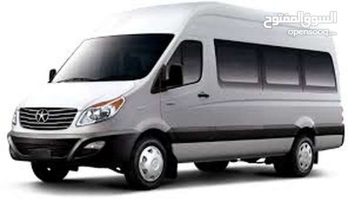 Jac Sunray - 15 STR high roof passenger van for sale in very good condition