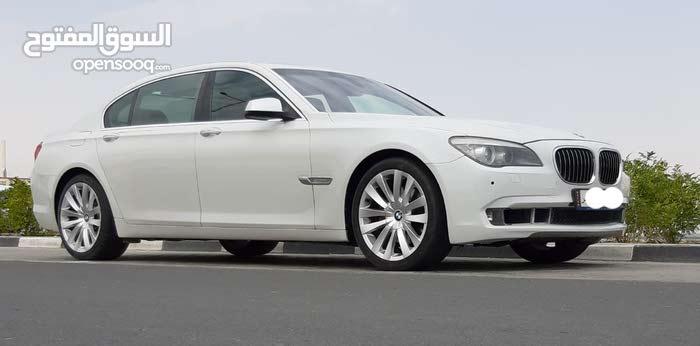 BMW 740 2011 - Doha