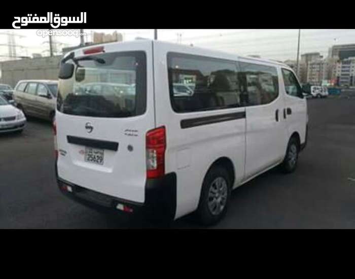 Toyota Coaster 2015 For Rent - White color