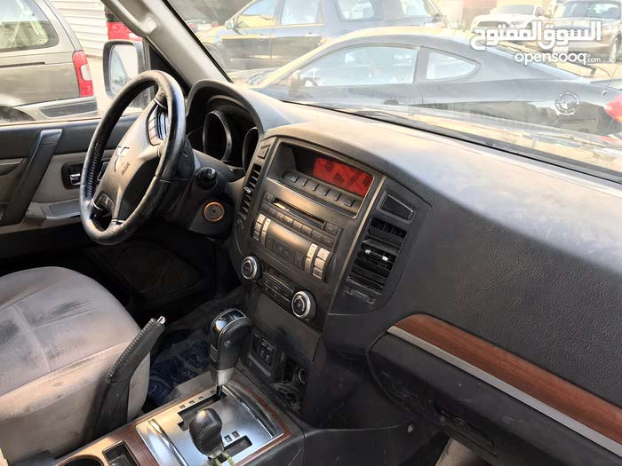 +200,000 km mileage Mitsubishi Pajero Sport for sale