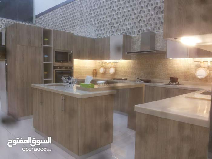 مطبخي مطابخ خشب والمنيوم