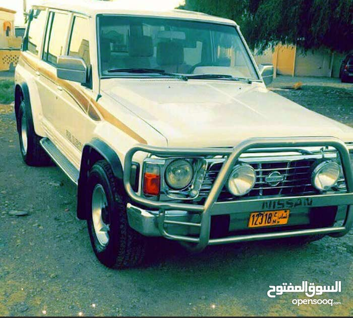 Available for sale! 0 km mileage Nissan Patrol 1996
