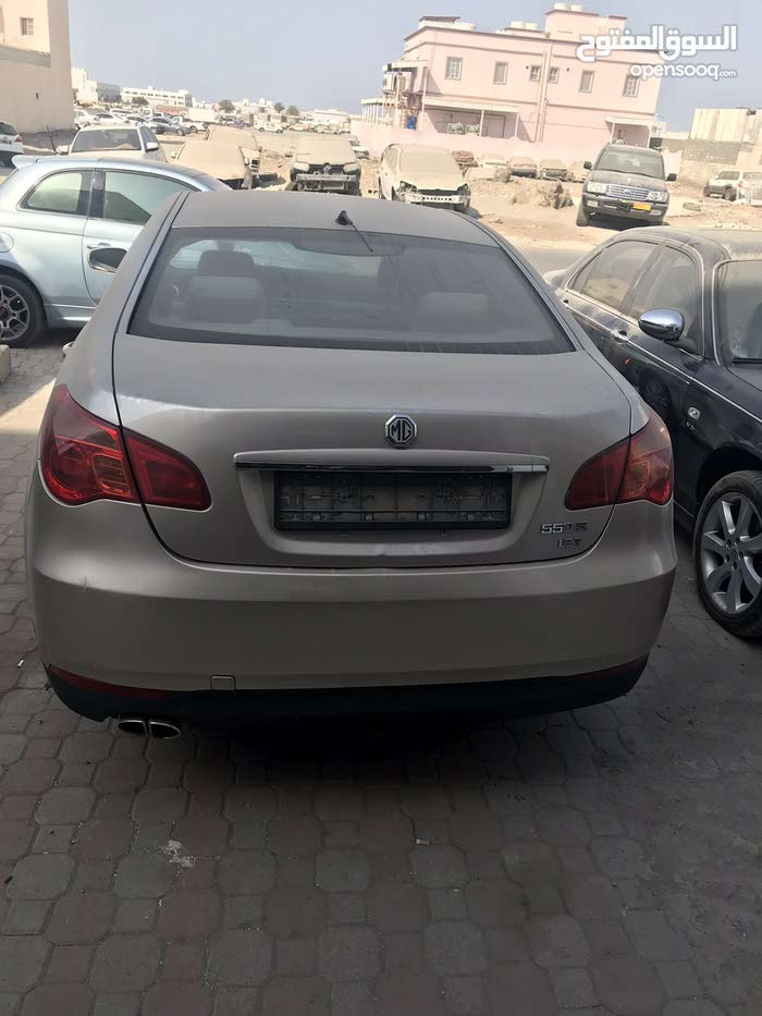 MG MG5 car is available for sale, the car is in Used condition