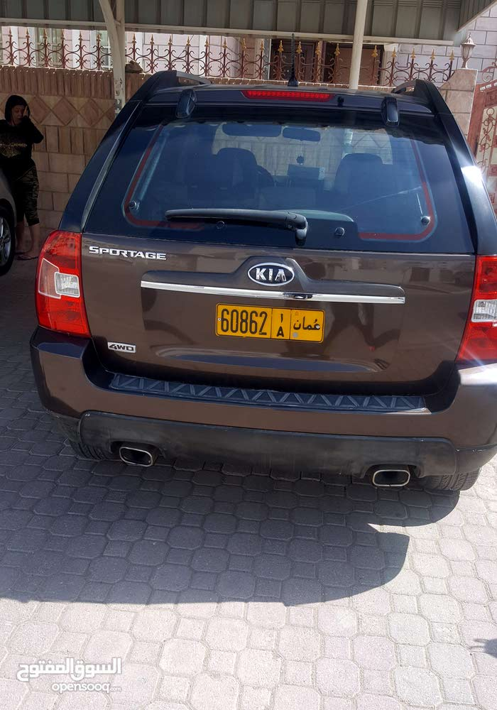 Kia Sportage car for sale 2009 in Muscat city