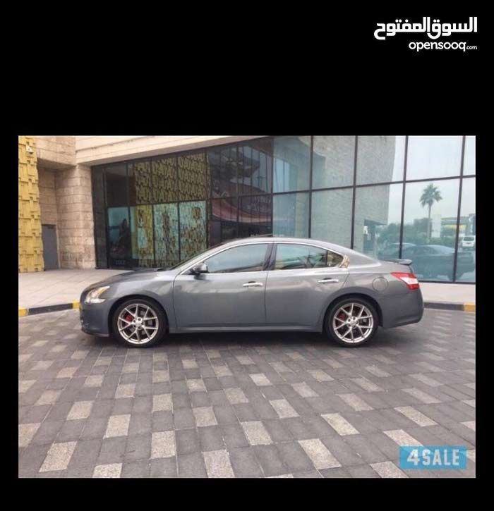 Nissan Maxima car for sale 2010 in Al Jahra city