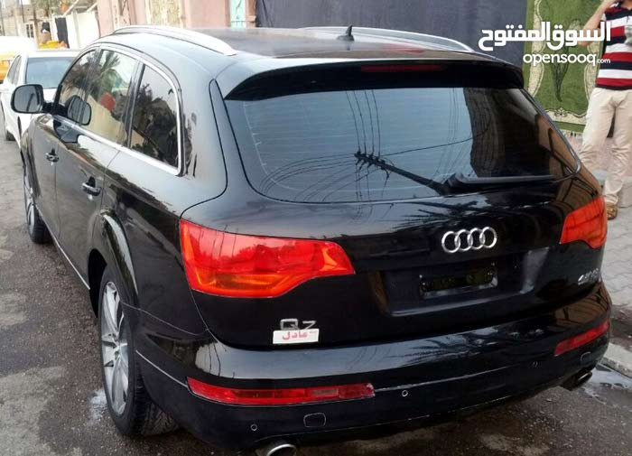 2007 Used Audi Q7 for sale