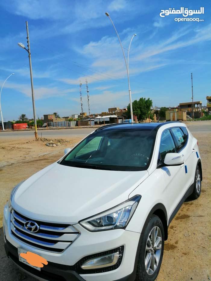Santa Fe 2014 - New Automatic transmission