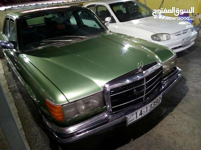 Mercedes Benz S 280 1977 For Sale