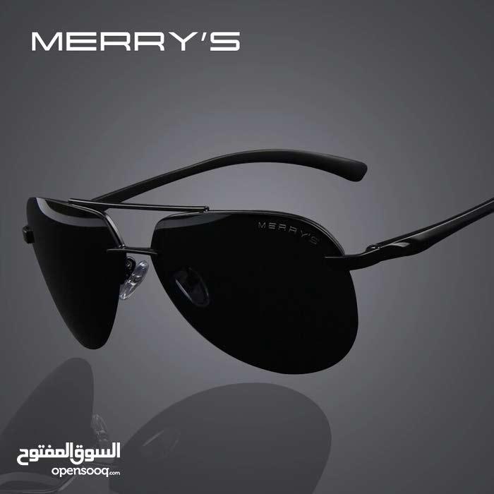 165f91bab النظارات الشمسيه الرجالية ماركة Merry's - (103260086) | السوق المفتوح