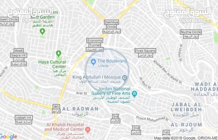 apartment for rent in Amman city University Street
