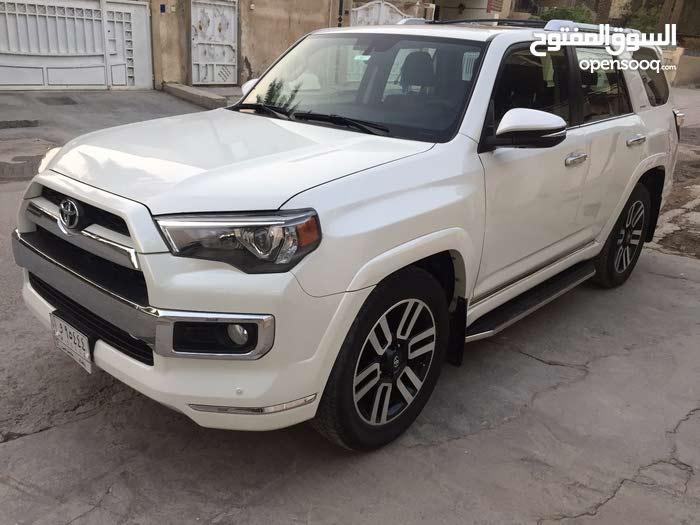 10,000 - 19,999 km Toyota 4Runner 2014 for sale