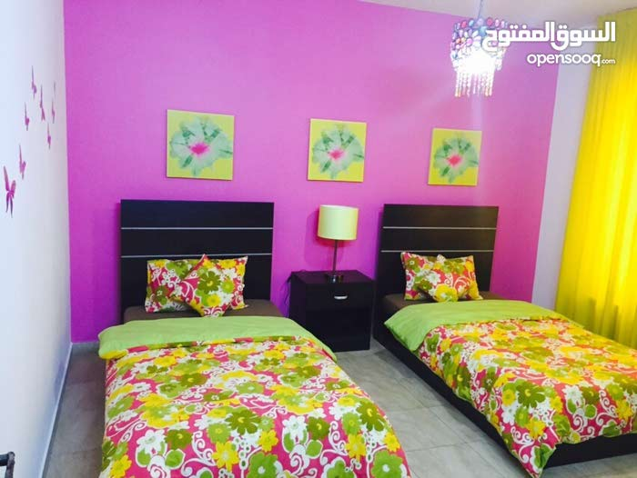 apartment for rent in AmmanAl Rabiah