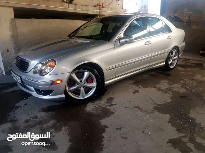 Mercedes Benz C 230 2005 For sale - Grey color
