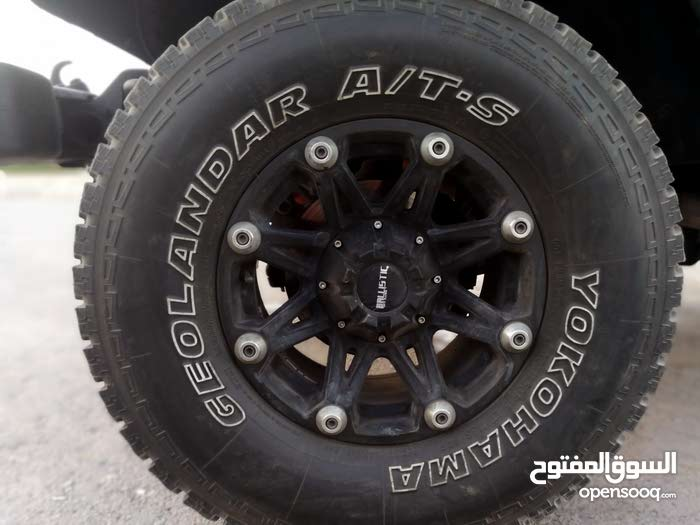 Used condition Jeep Wrangler 2004 with 90,000 - 99,999 km mileage