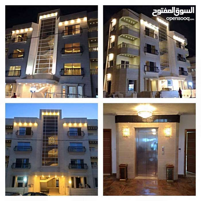 Um Uthaiena neighborhood Amman city - 180 sqm apartment for sale
