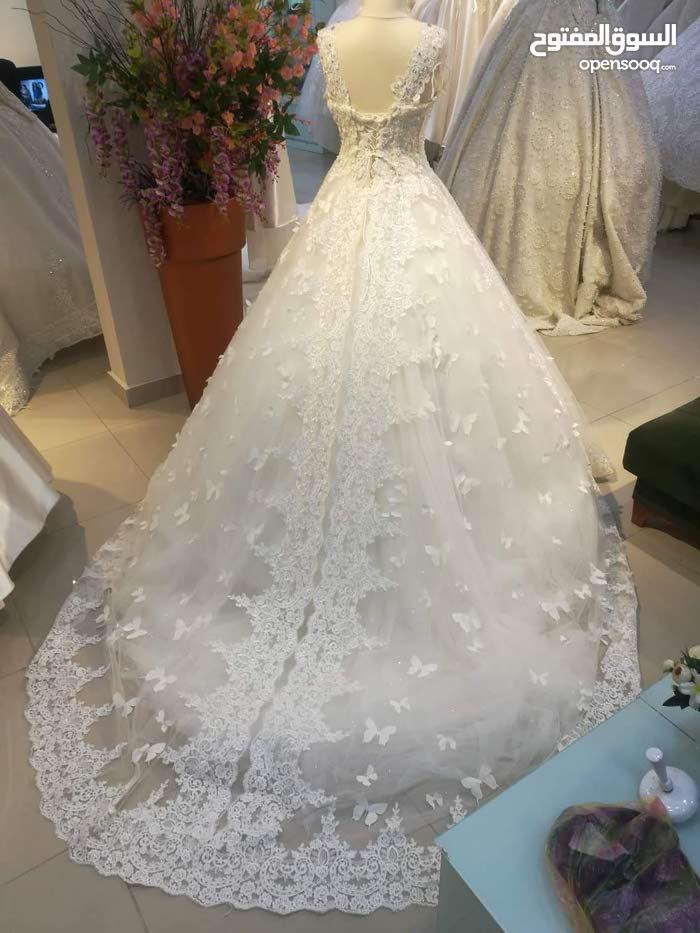فساتين الزفاف من تركيا موديلات جديدة