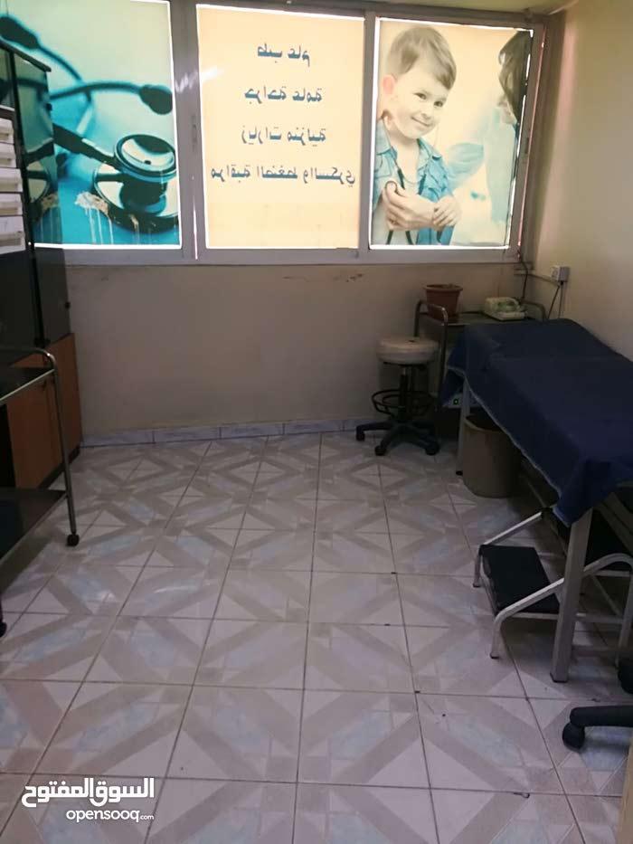 عيادة طبية للبيع شارع الاردن