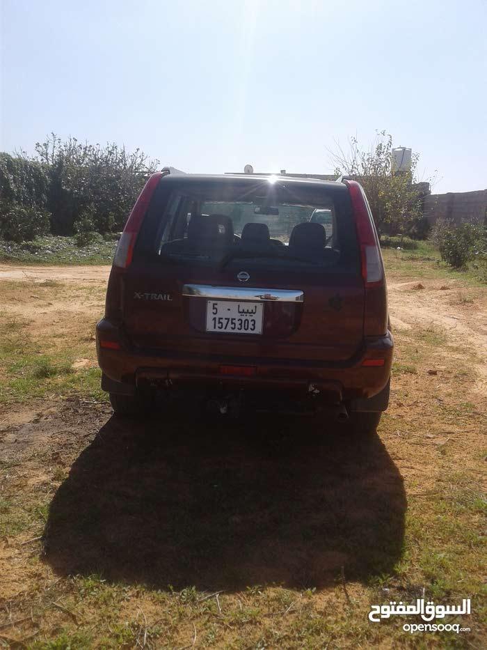 Nissan X-Trail car for sale 2004 in Tripoli city