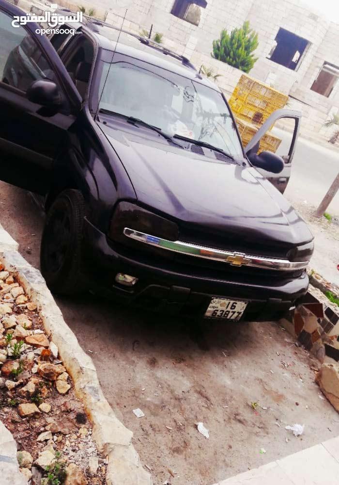 New Chevrolet TrailBlazer in Amman
