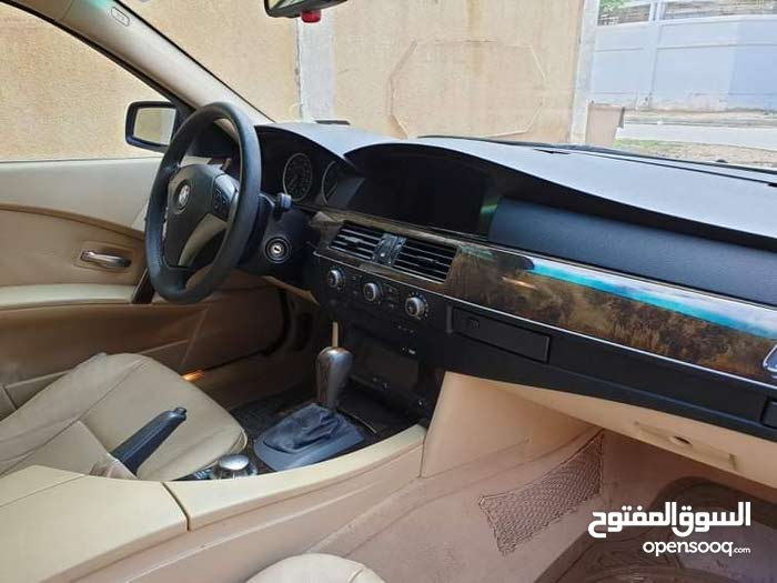 BMW 545 car for sale 2006 in Benghazi city