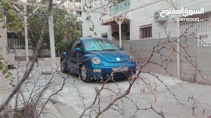 90,000 - 99,999 km Volkswagen Beetle 2005 for sale