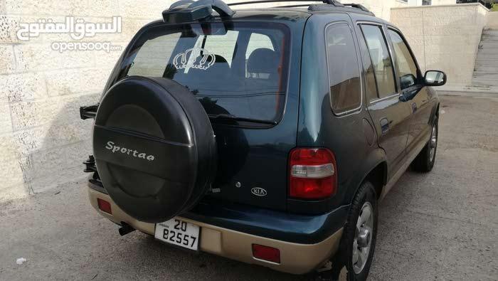 Automatic Kia 2001 for sale - Used - Amman city