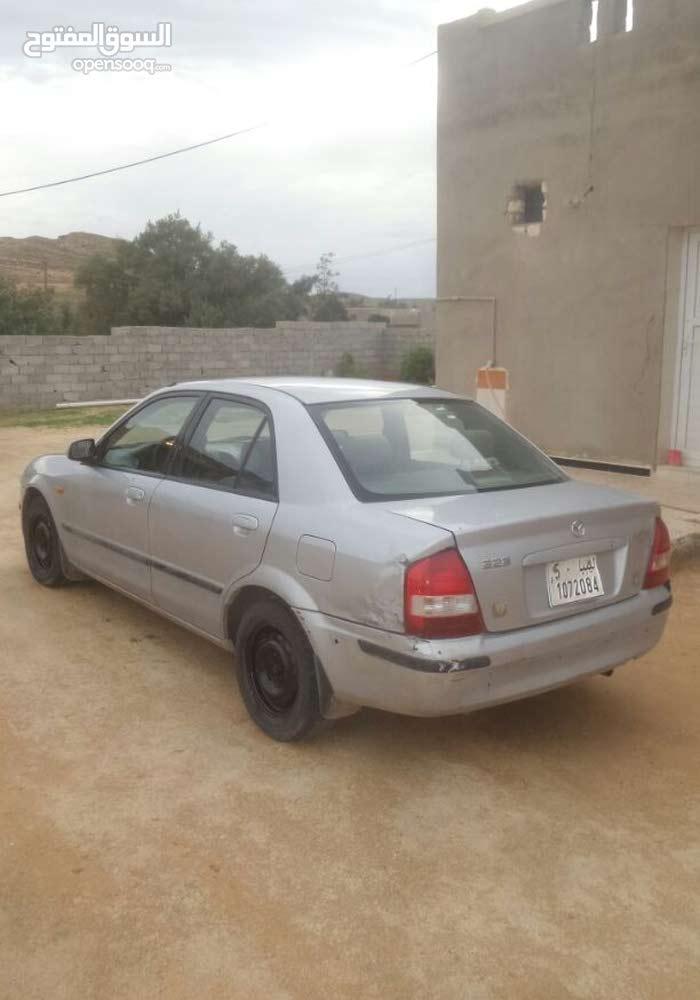10,000 - 19,999 km Mazda 323 2002 for sale