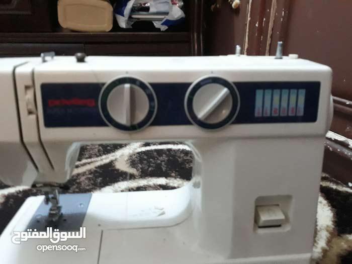 ماكينة خياطة المانيه 80 دينار