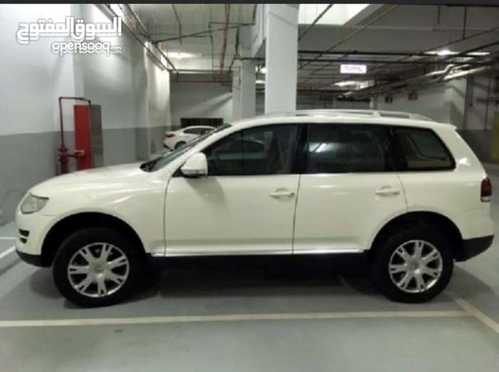 190,000 - 199,999 km Volkswagen Touareg 2007 for sale