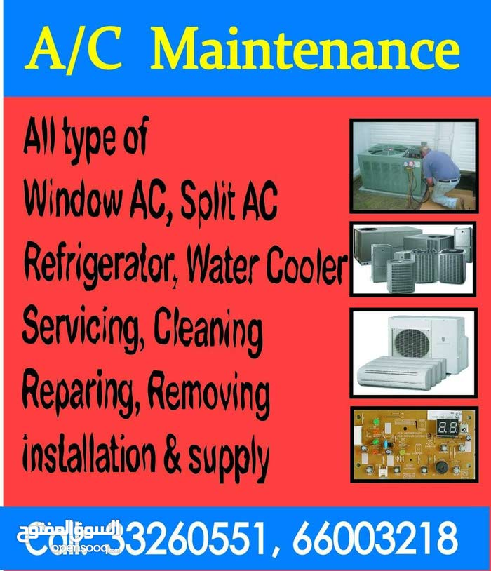 AC service and repairs