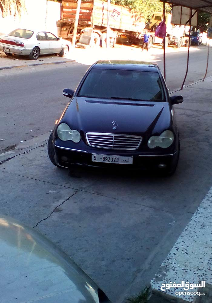 Mercedes Benz C 240 2002 - Automatic
