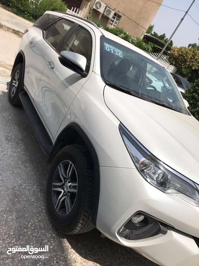 New condition Toyota Fortuner 2018 with 1 - 9,999 km mileage