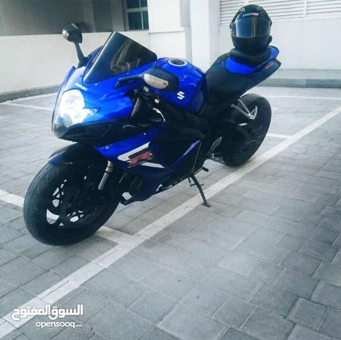 سوزوكي 600 cc موديل 2007