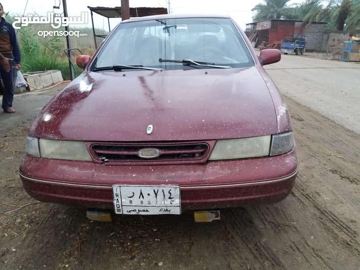 Used 1993 Sephia