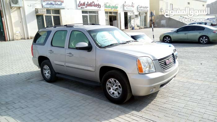 2007 Yukon for sale