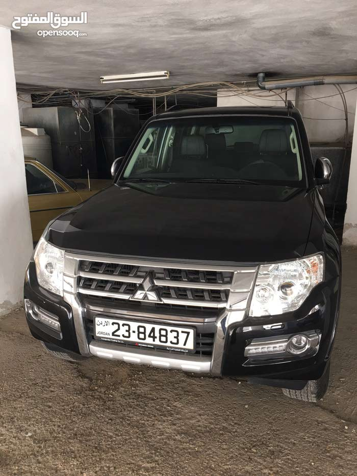 Used Mitsubishi Pajero for sale in Amman