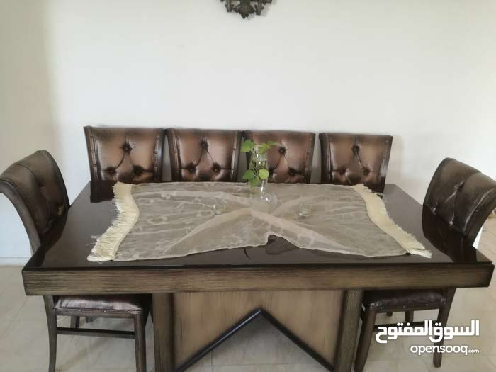 Tables - Chairs - End Tables Used for sale in Amman
