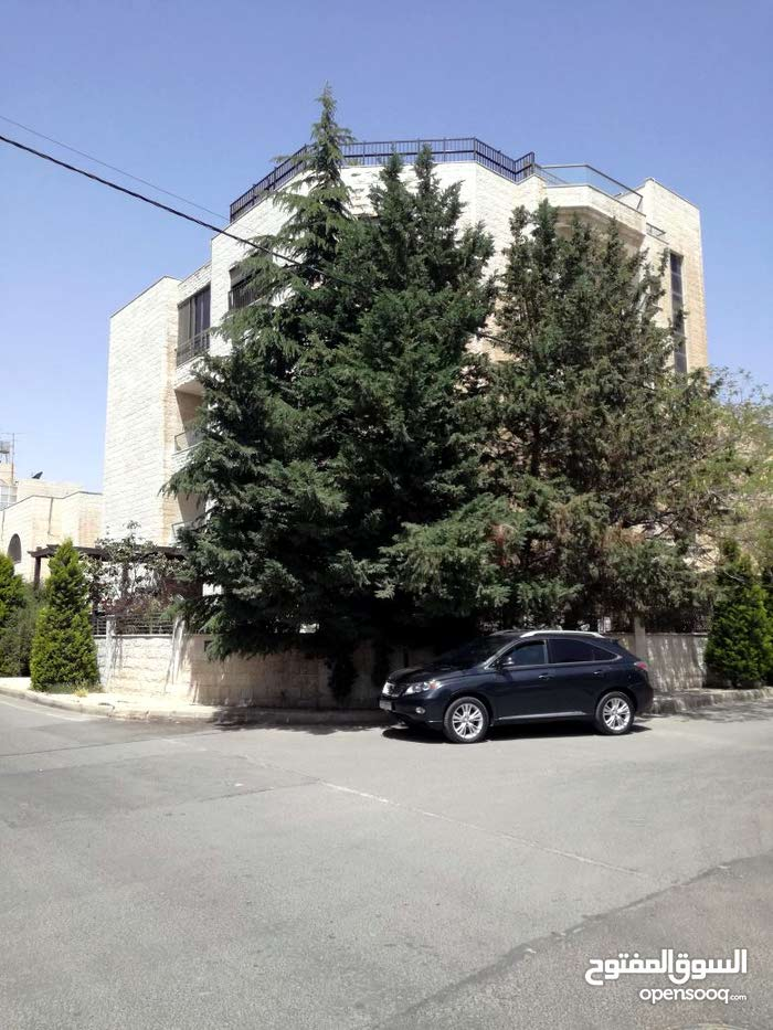5 rooms 4 bathrooms apartment for sale in AmmanSwefieh