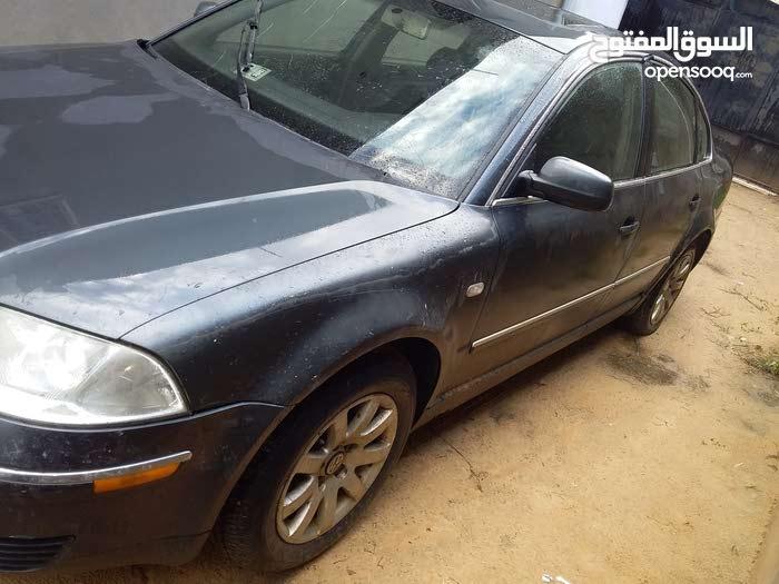 Manual Grey Volkswagen 2004 for sale