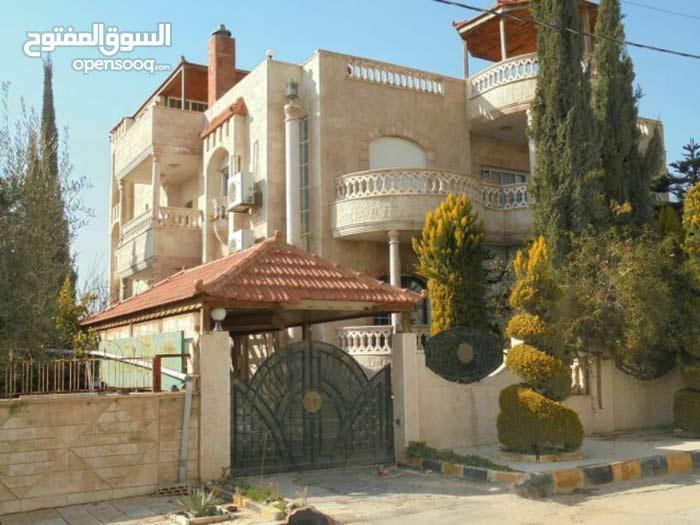 قصر للبيع عمان  اليادوده