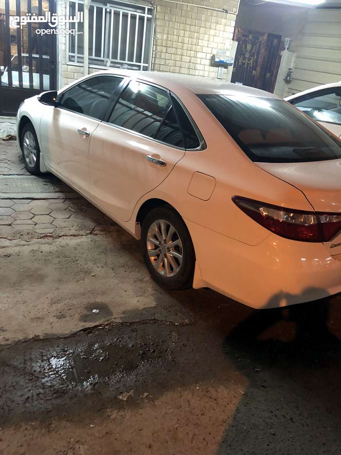 New condition Toyota Camry 2017 with 100,000 - 109,999 km mileage