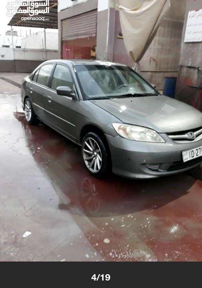 Honda Civic 2005 For sale - Grey color